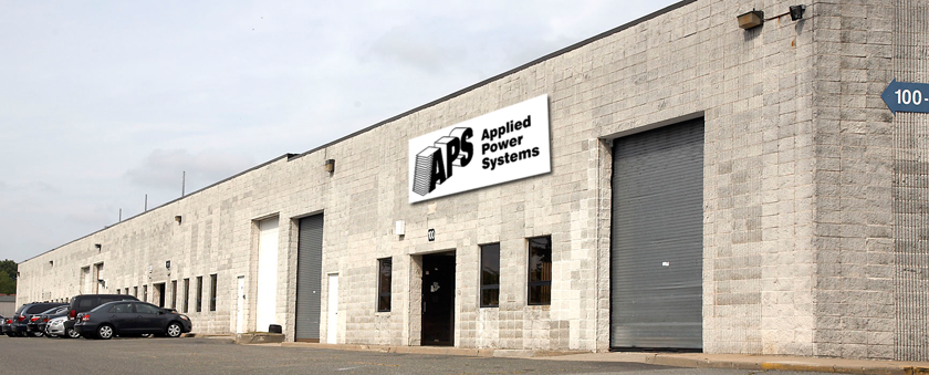 Applied Power Systems Building