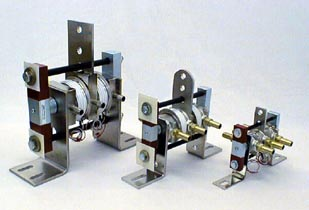 Figure 1: Typical liquid-cooled assemblies